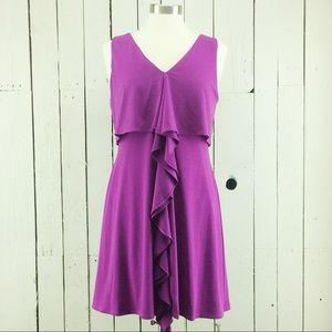 Jessica Simpson sleeveless popover dress
